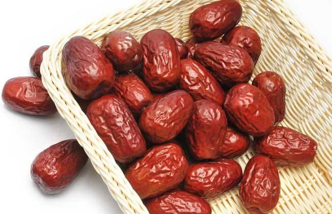 红枣的功效养肝