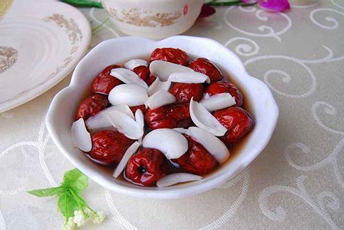 红枣参杞膏的做法和功效
