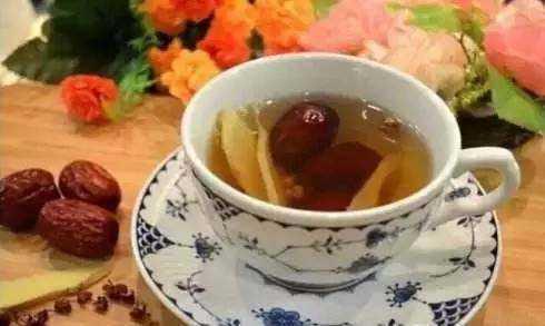 红枣生姜茶养生吃法