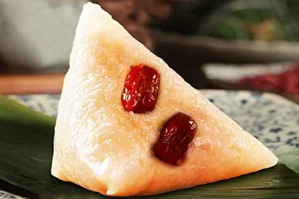 北方传统红枣粽子的做法和包法
