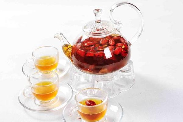 红枣茶的功效