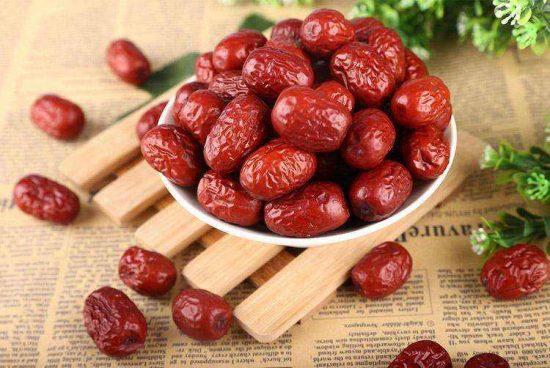 红枣的功效与吃法