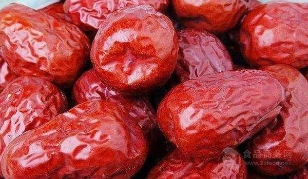 红枣食用和什么食物搭配