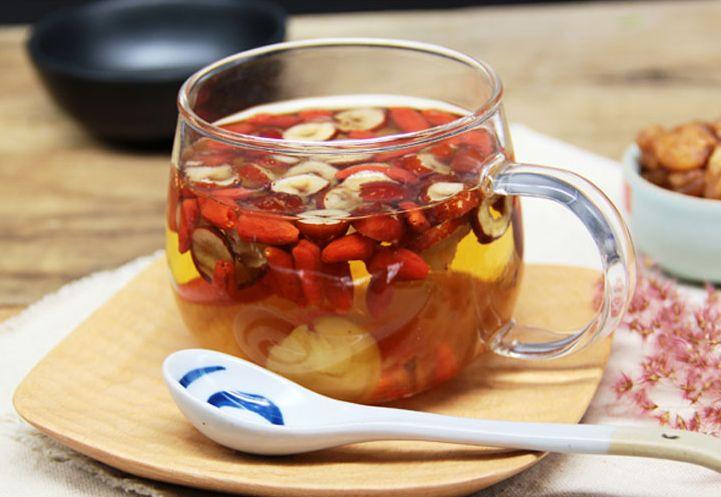 大枣枸杞茶补肾食疗做法