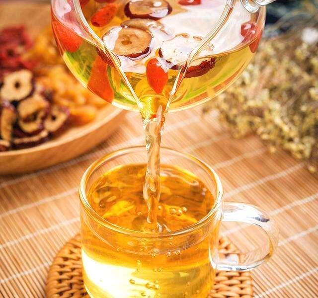 红枣桂圆枸杞茶什么时候喝好