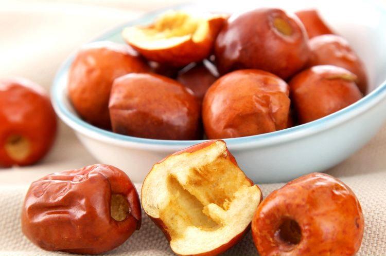 网上卖的脆冬枣是怎么做的