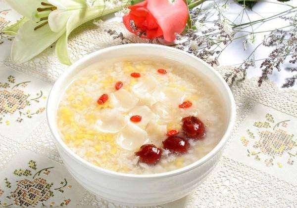 大枣粳米粥