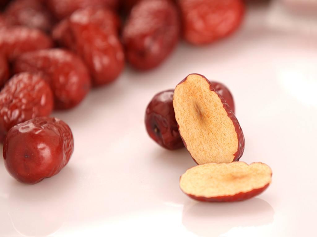 新郑红枣营养价值