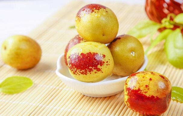 苹果枣的特性