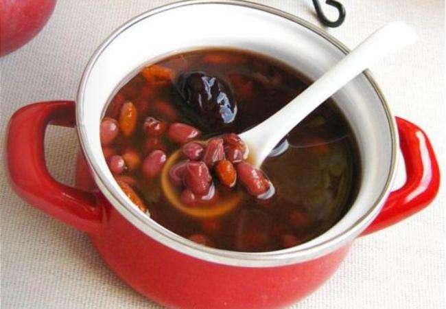 赤豆红枣汤的做法