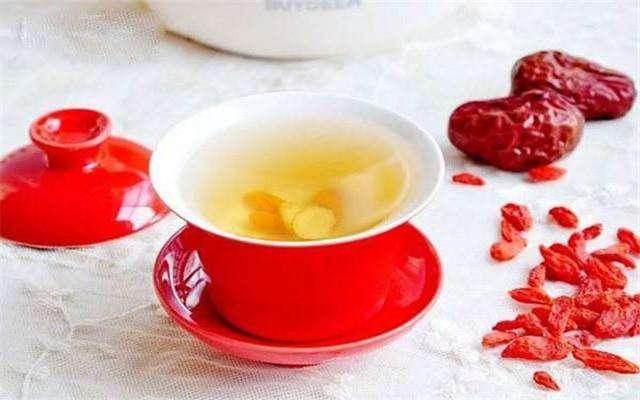 黄芪红枣茶的喝法