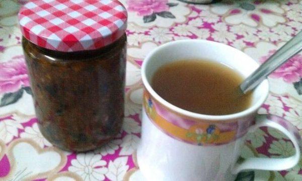 红枣姜膏的做法及功效