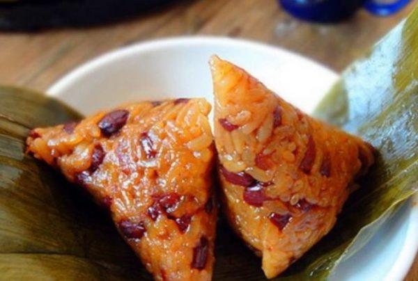 蜜枣粽子的做法