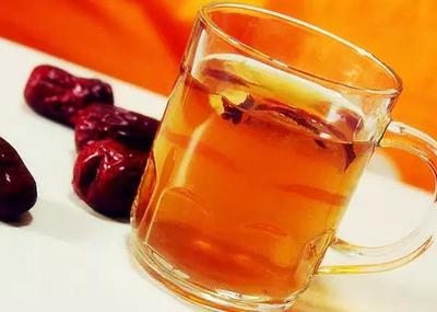 喝红枣蜂蜜茶的好处