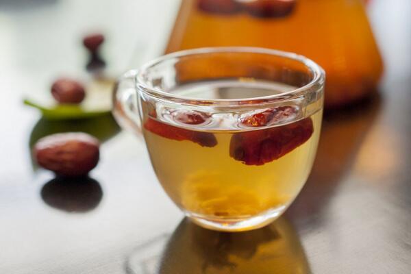 红枣怎么做好吃-泡茶