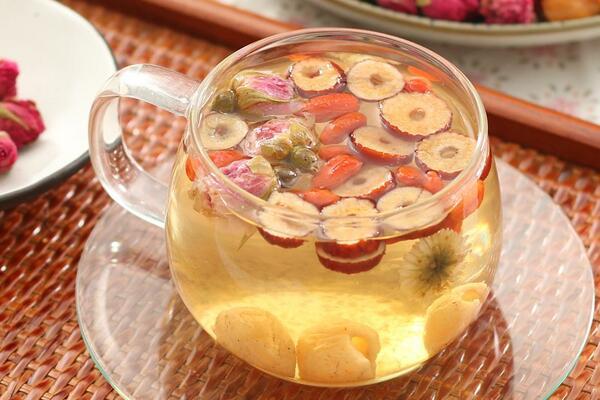 红枣枸杞玫瑰花茶能天天喝吗