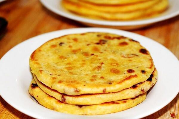 红枣玉米饼的做法