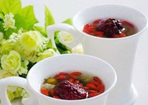 红枣菊花枸杞茶的禁忌人群