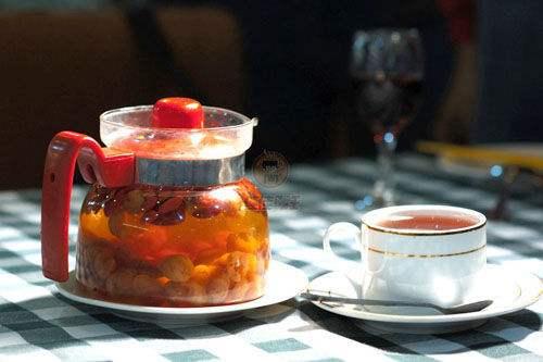 红枣菊花枸杞茶的禁忌