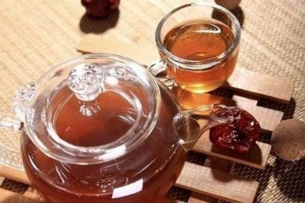 自制蜂蜜红枣茶