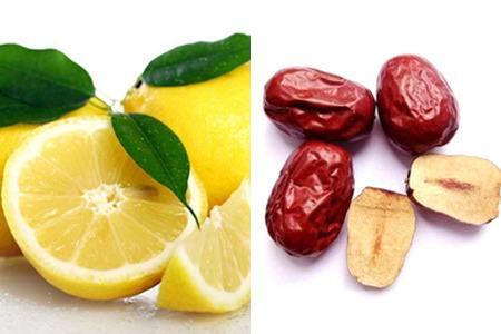 蜂蜜红枣柠檬水的好处