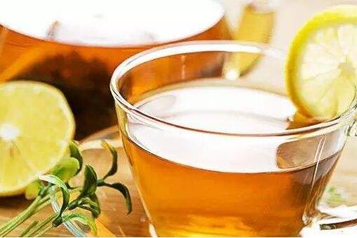 蜂蜜红枣柠檬水