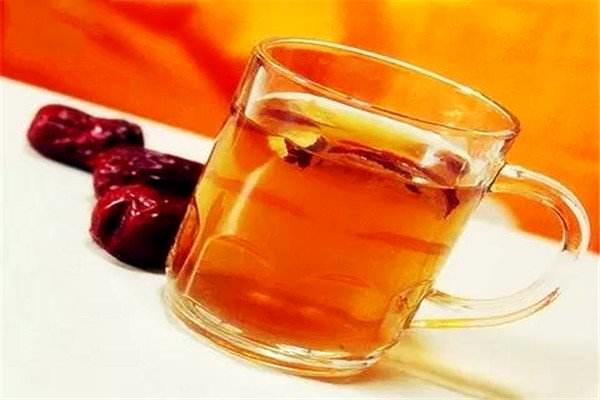 蜂蜜红枣茶的功效