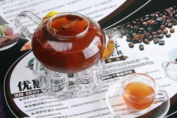 蜂蜜红枣茶的好处