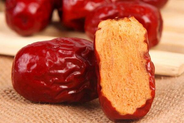 陕西清涧红枣