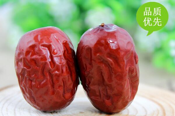 陕西特产巨鹰红枣