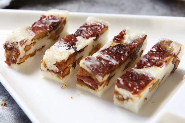红枣糯米年糕的做法步骤