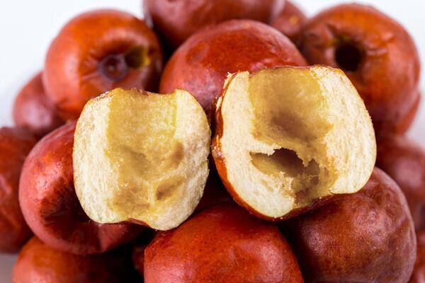 脆冬枣的制作方法