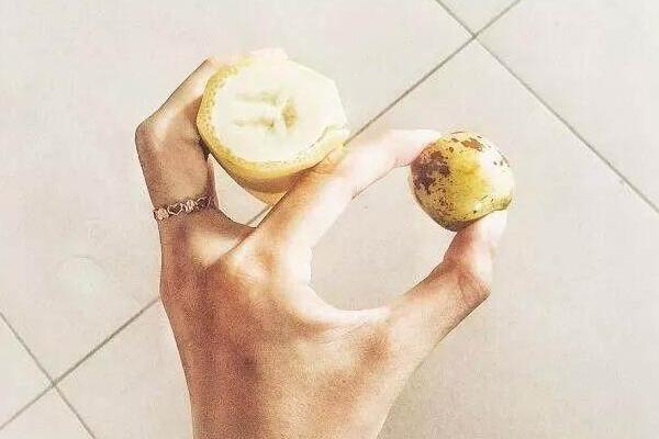冬枣和香蕉