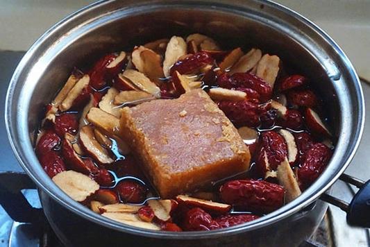 枣汁千层糕的做法食材