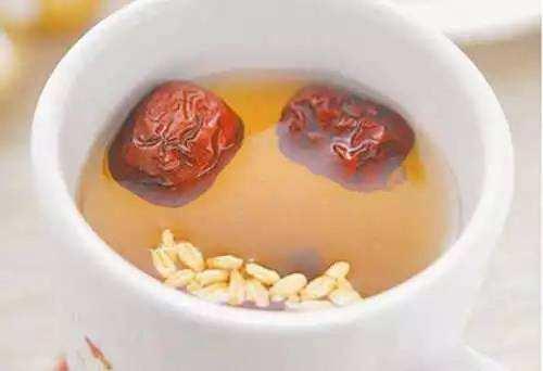 甘草大麦汤