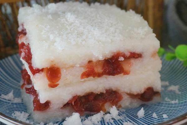 糯米切糕的做法步骤图7