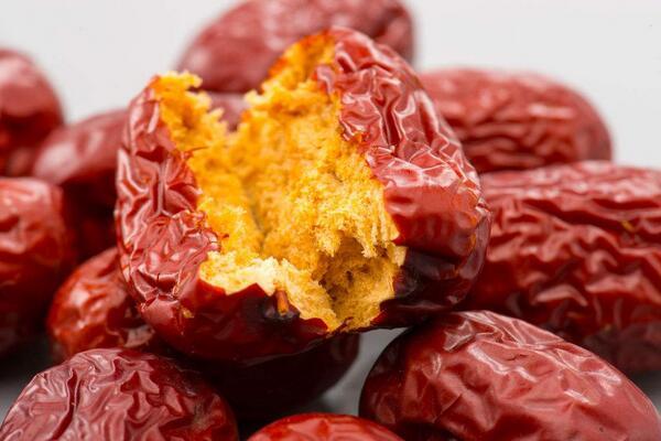 红枣的营养成分