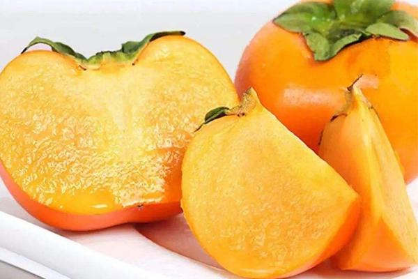 脆柿子图片