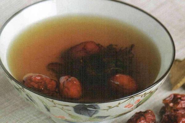 菌陈大枣汤的功效