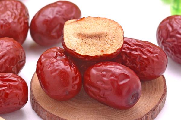 生吃红枣补中益气