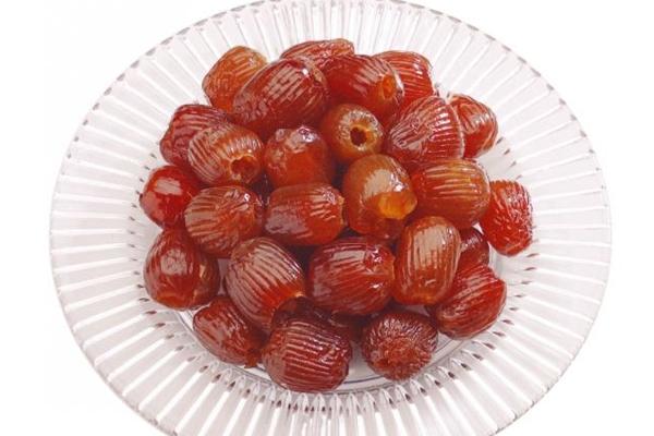 金丝蜜枣怎么做好吃