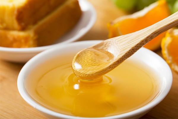 蜂蜜水图片