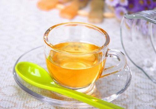 喝蜂蜜水去除口臭