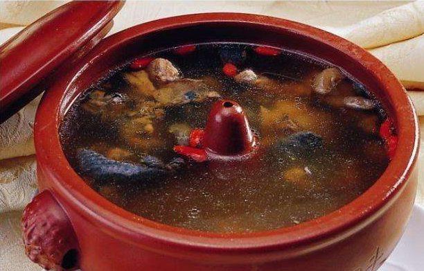北芪红枣乌鸡汤煲多久