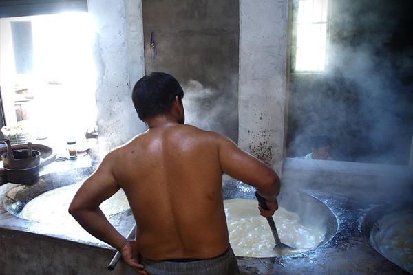 安徽蜜枣的传统制作流程