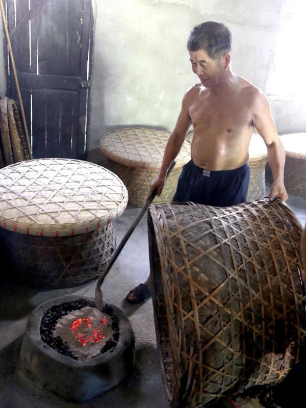 安徽蜜枣的传统制作-老烘