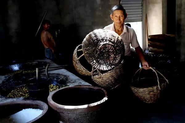 安徽蜜枣的传统手工制作工艺