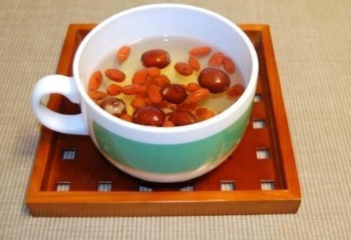 红枣枸杞泡水喝的副作用有哪些