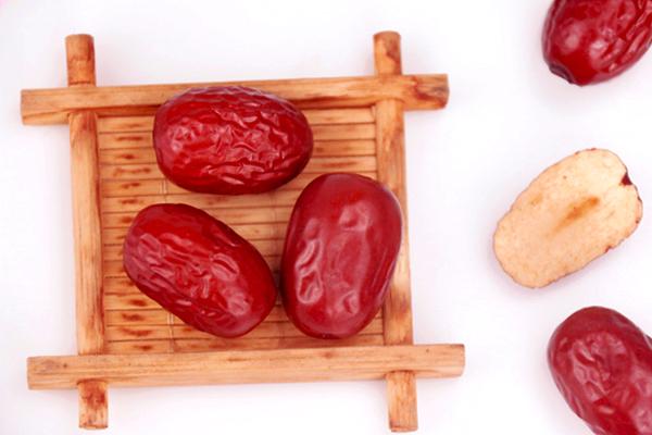 红枣补血的功效
