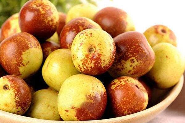 秋冬季最应该吃冬枣,提高免疫力